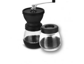 Moedor de Café Manual Vidro e Silicone - Mimo Style