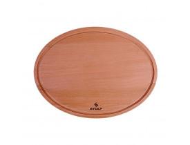 Prancha Oval 44x30cm - Stolf