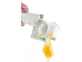 Quebrador de Ovos com Separador de Gema/Clara em Plástico - Hudson