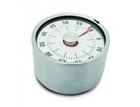 Timer de Cozinha Magnético Inox - Mimo Style