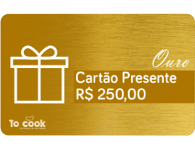 Vale Presente Ouro - To Cook